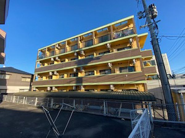 エクレール[2階]の外観