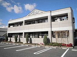 愛知県小牧市東2丁目の賃貸アパートの外観