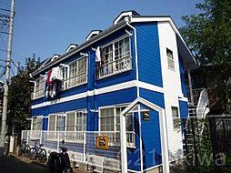 埼玉県朝霞市三原2の賃貸アパートの外観