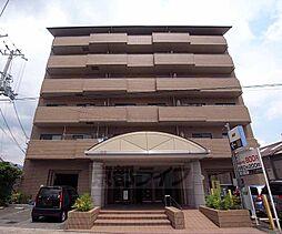 京都府京都市右京区嵯峨中通町の賃貸マンションの外観