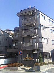 東京都荒川区西日暮里4丁目の賃貸マンションの外観