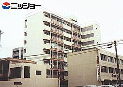 寿マンション[5階]の外観
