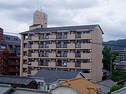 兵庫県姫路市梅ケ枝町の賃貸マンションの外観