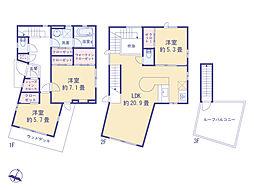 京王永山駅 3,995万円