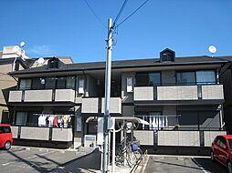 大阪府大阪市東淀川区大桐1丁目の賃貸アパートの外観