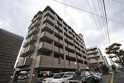 福岡県太宰府市通古賀3丁目の賃貸マンションの外観