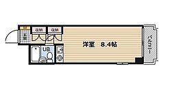 セイワパレス福島[2階]の間取り