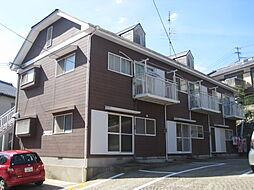サンハイツMEGUMI[1階]の外観