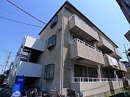 新宿エスポワール[2階]の外観