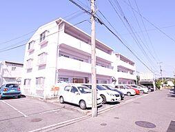 岡山県岡山市北区下伊福2丁目の賃貸マンションの外観