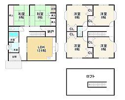 中書島駅 3,800万円
