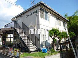 コーポ千田[2階]の外観