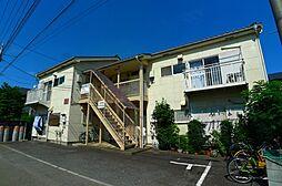 糸伝ホーム[2階]の外観
