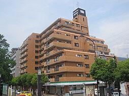 ライオンズマンション鶴巻温泉[9階]の外観