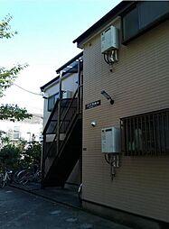 バイカルB[1階]の外観