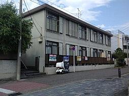愛知県名古屋市昭和区若柳町1丁目の賃貸アパートの外観