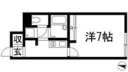 レオネクスト桜台[1階]の間取り