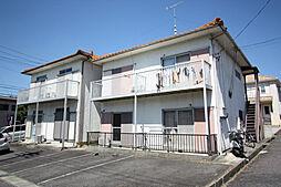 愛知県長久手市岩作高山の賃貸アパートの外観