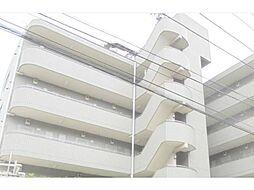 ラレーブ日野[4階]の外観