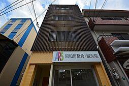 シャンブル昭和町[2階]の外観