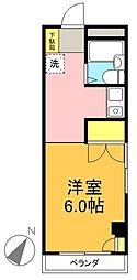 第3信和ビル[2階]の間取り