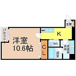 マンション385[10階]の間取り