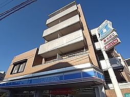 ラ・メゾンM2[2階]の外観