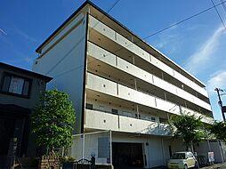 クリークサイドマンションB棟[2階]の外観