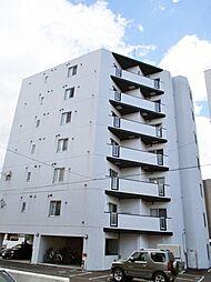 北海道札幌市中央区宮の森一条5丁目の賃貸マンションの外観