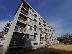 兵庫県神戸市垂水区多聞台3丁目の賃貸マンションの外観