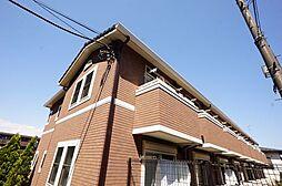 神奈川県川崎市宮前区小台2丁目の賃貸アパートの外観
