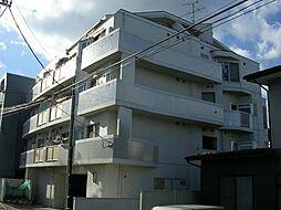 宮城県仙台市太白区越路の賃貸マンションの外観