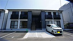 福岡県北九州市小倉南区蜷田若園3丁目の賃貸アパートの外観