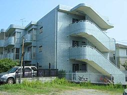 神奈川県茅ヶ崎市円蔵1丁目の賃貸マンションの外観