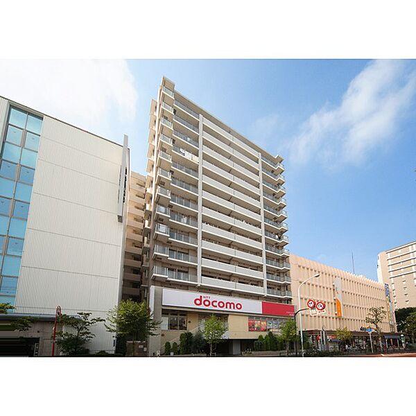 東京都江東区大島4丁目の賃貸マンションの外観