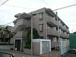 東京都国立市東の賃貸マンションの外観