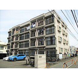美松ハイツA棟[302号室]の外観