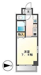 GP栄本町通り[5階]の間取り