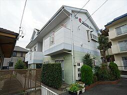静岡県浜松市中区和合北1丁目の賃貸アパートの外観