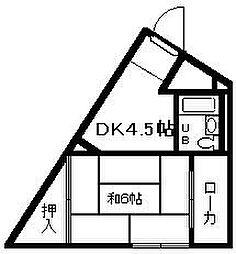 岸和田駅 2.7万円