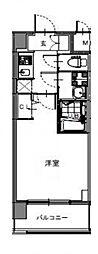 S-RESIDENCE新大阪Garden[1008号室号室]の間取り