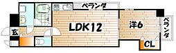 KSK嵐山コアビル[4階]の間取り