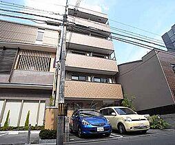京都府京都市下京区富小路通五条上る本神明町の賃貸マンションの外観