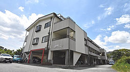 兵庫県宝塚市川面4丁目の賃貸マンションの外観