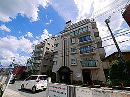 サニークレスト西大寺[9階]の外観