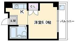今出川駅 3.9万円