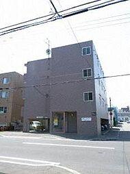 札幌パークガーデン[3階]の外観