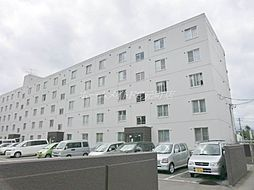 北海道札幌市東区北三十八条東12丁目の賃貸マンションの外観
