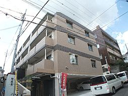 兵庫県神戸市灘区赤坂通8丁目の賃貸マンションの外観