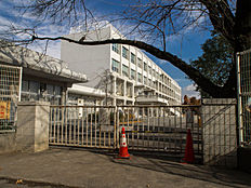 小学校 270m 府中市立府中第三小学校